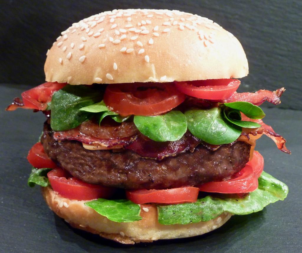 Burger-Bison
