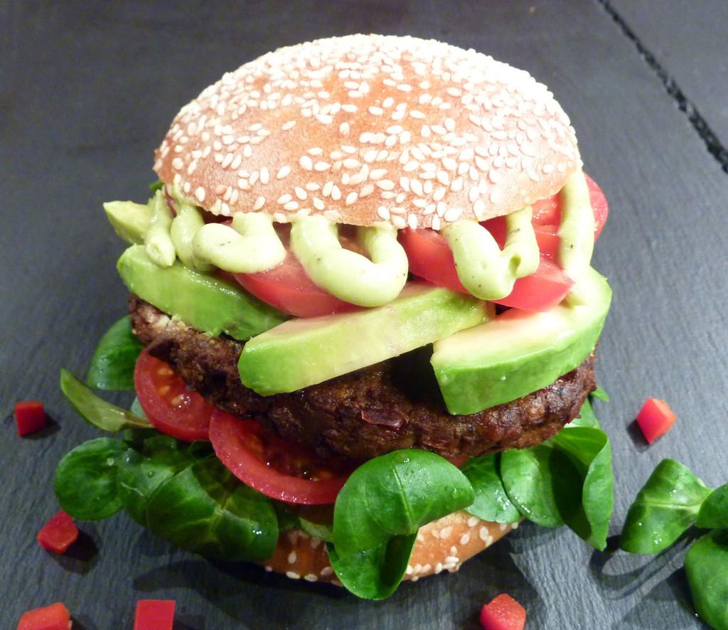 Burger-Vegan